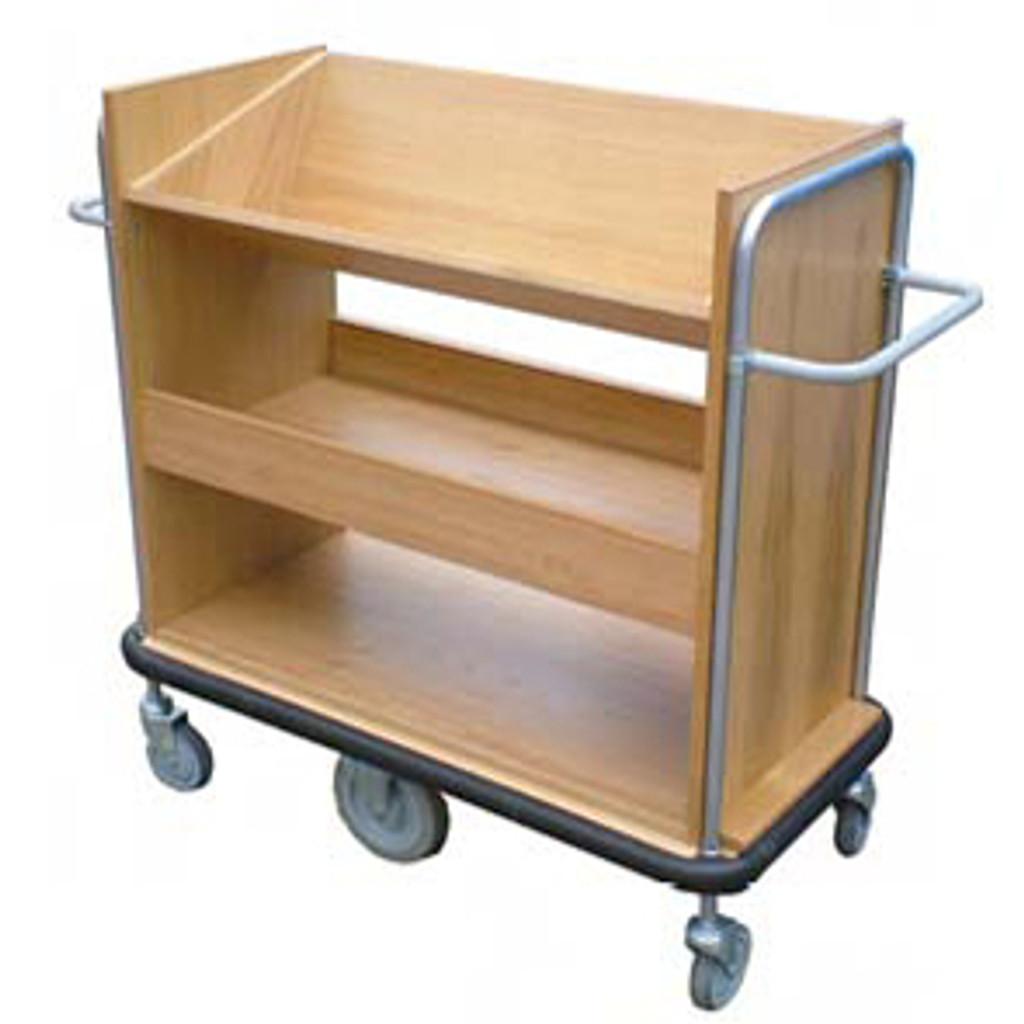 Bespoke Oak Trolley (BT4)