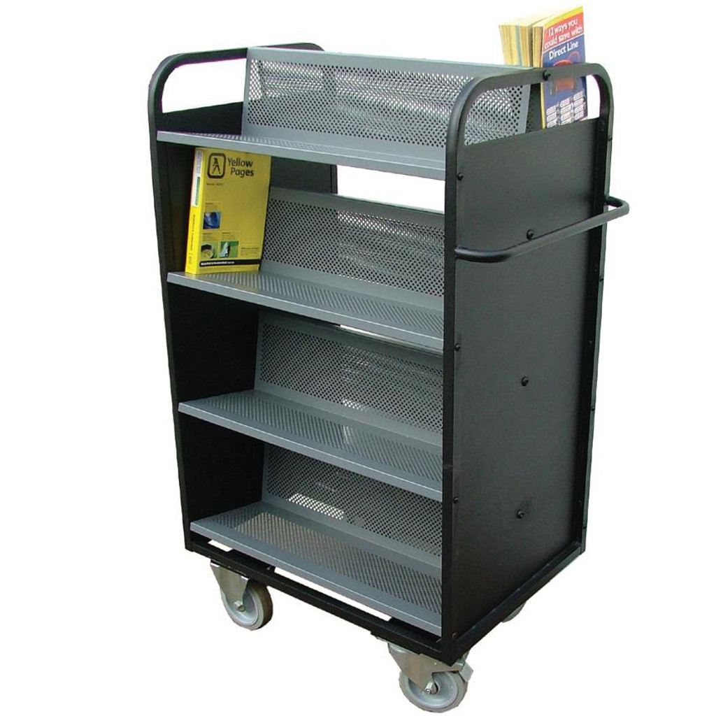 Extra wide Aluminium Trolley