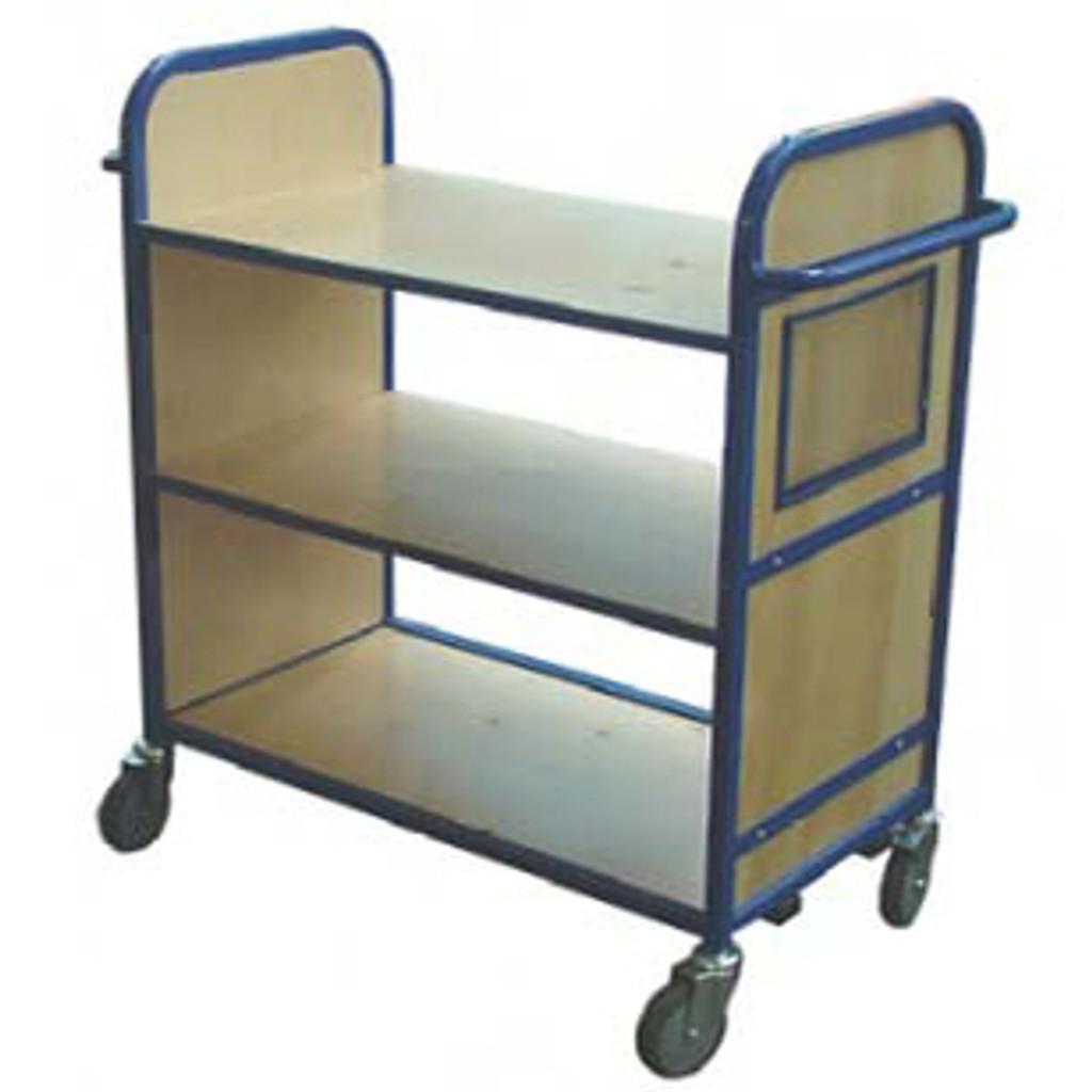 Flat Shelf Trolley