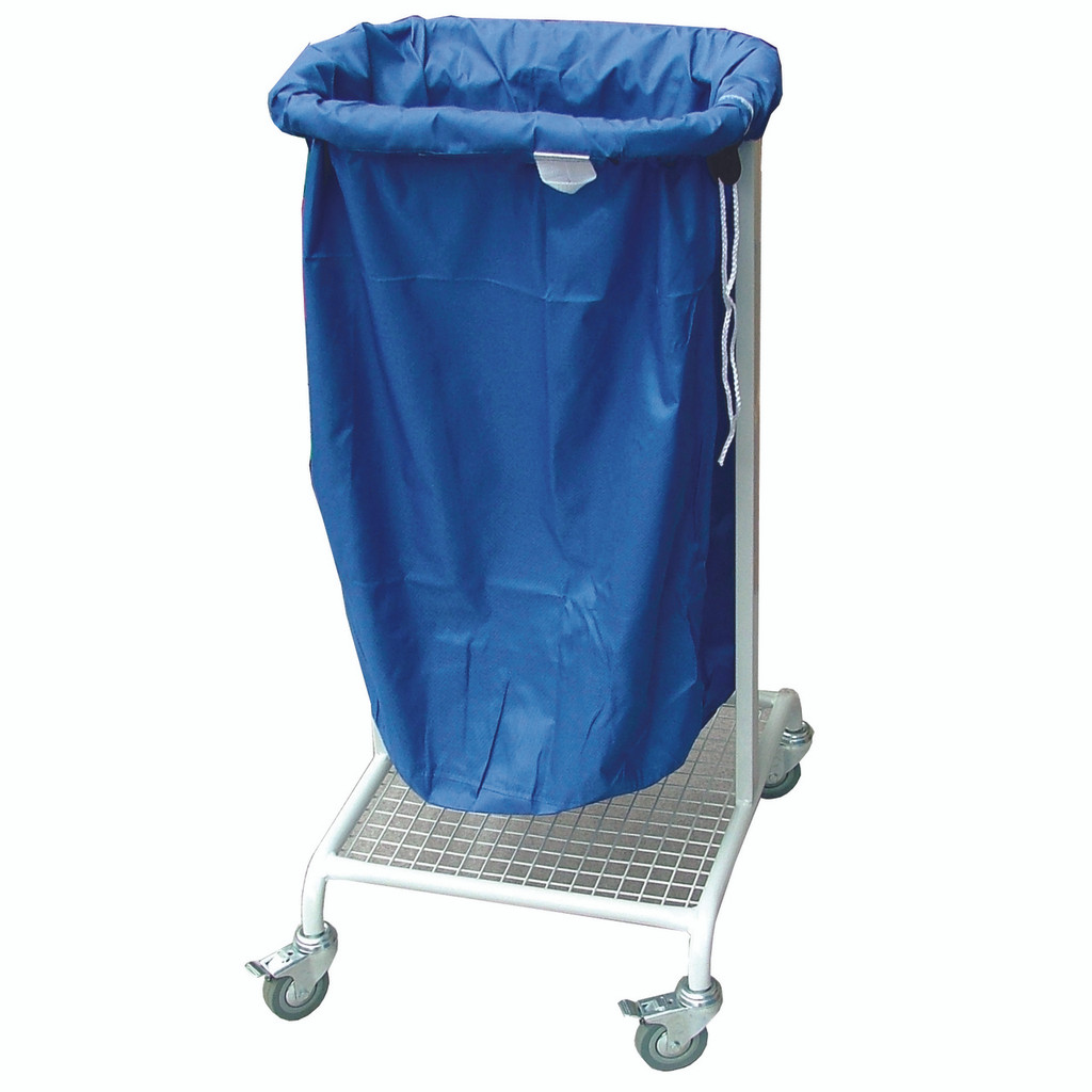 Single bag Laundry Trolley