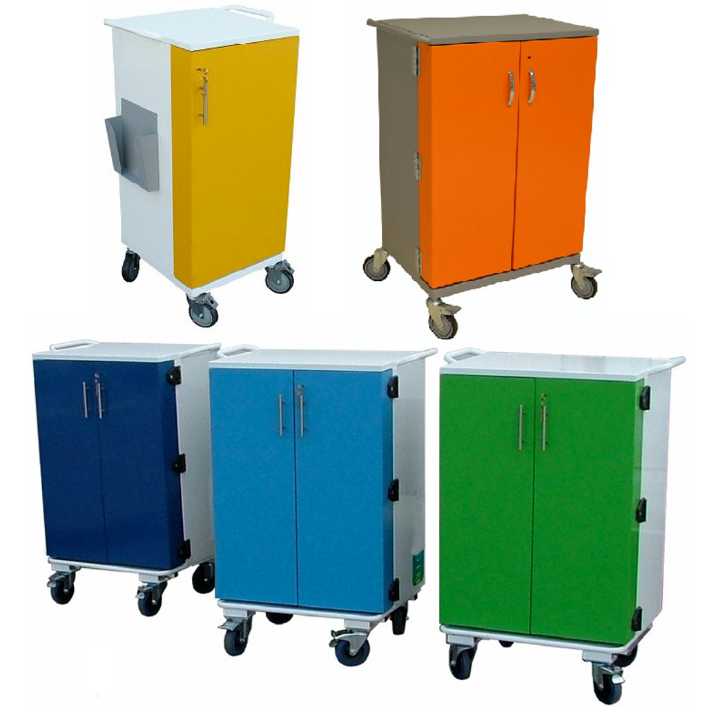 Medical Trolleys available in any colour (MEDS)