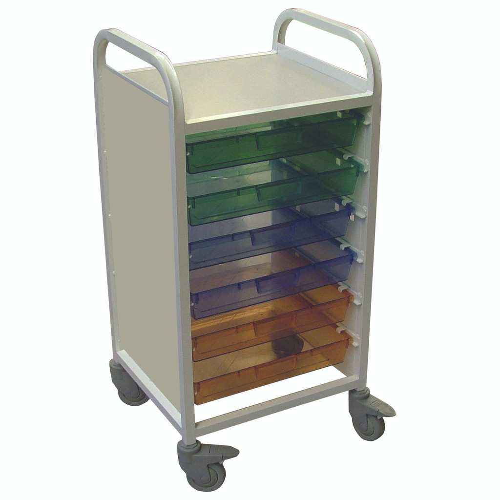 Dressings/emergency Trolley (MEDR6)