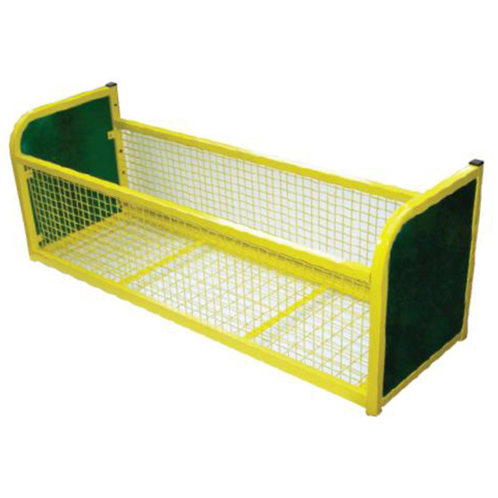 Modular Cloakroom Mesh Storage Unit