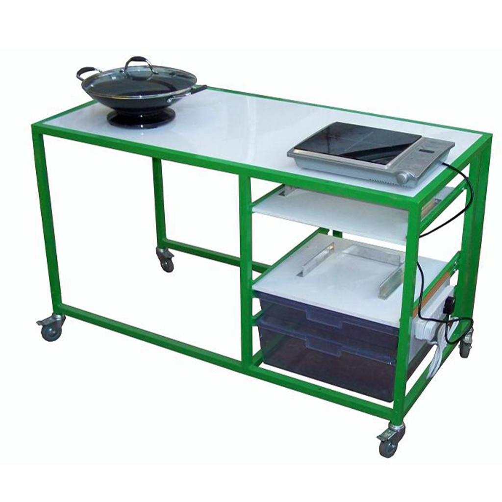 Cooking Trolley 4 (LGC4)