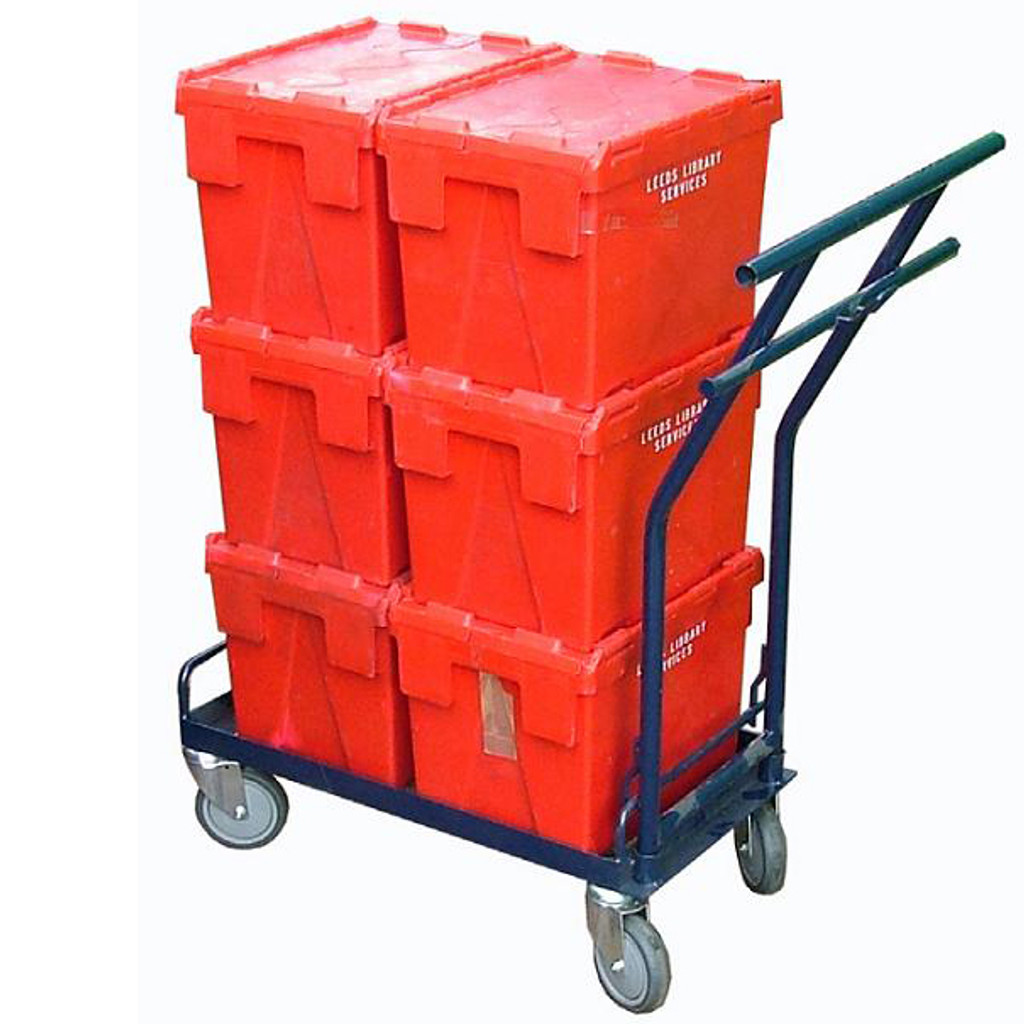 Dolly Trolley, handle shown is an optional extra