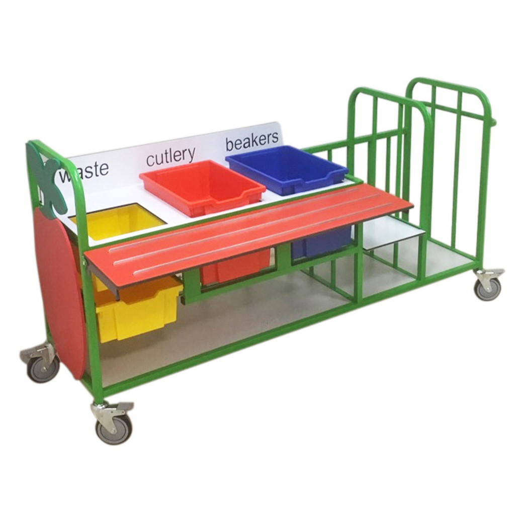 Extended Clearing Trolley