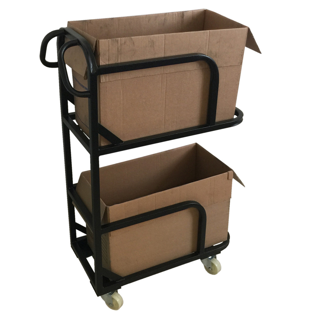 2 Tier Box Trolley (CD47)