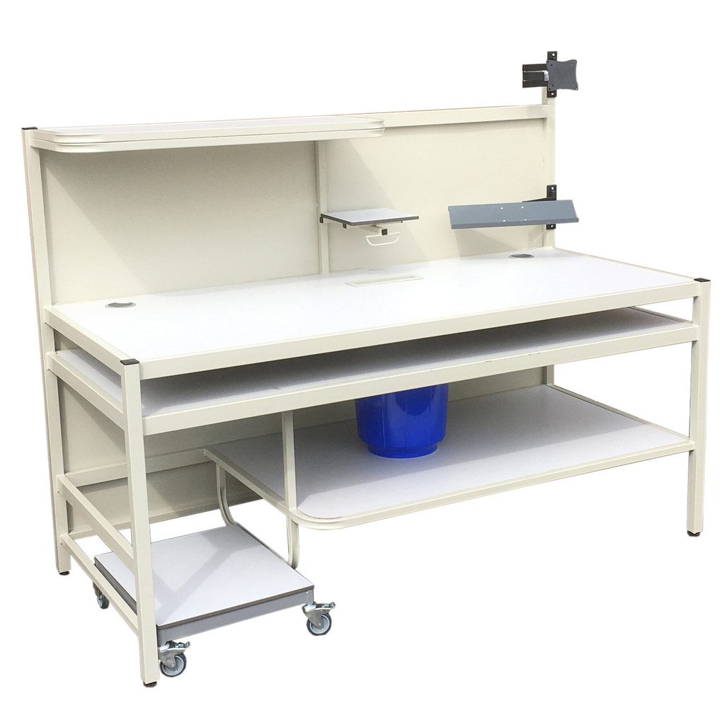 Workbench - CD572 (Portfolio Item)