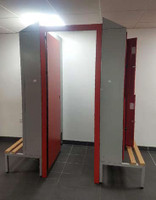 Changing Room Door - Create a changing room (LOKD6)