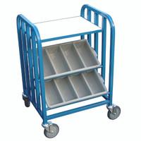 Flat Top Shelf