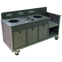 Small Complete Clearing Trolley