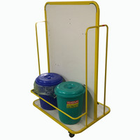 Mobile Cleaning Station