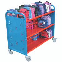 60 box lunchbox trolley