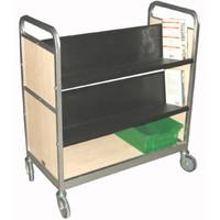 Economy Book Trolley