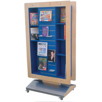 Double Sided Display Unit.