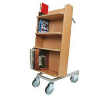 Deskside ergonomic trolley