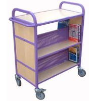 Double Sided Arrow Trolley