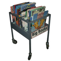 Box shelf Big book storage