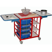 Cooking trolley 5