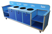 Large Clearing Trolley