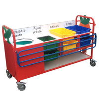 Extended Clearing Trolley (32DSJN)