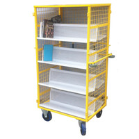 Book Transporter Trolley (LBTBL1)