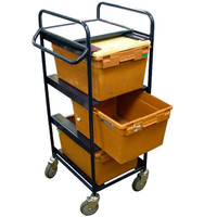 3  Tote Box Trolley (BXMS3)