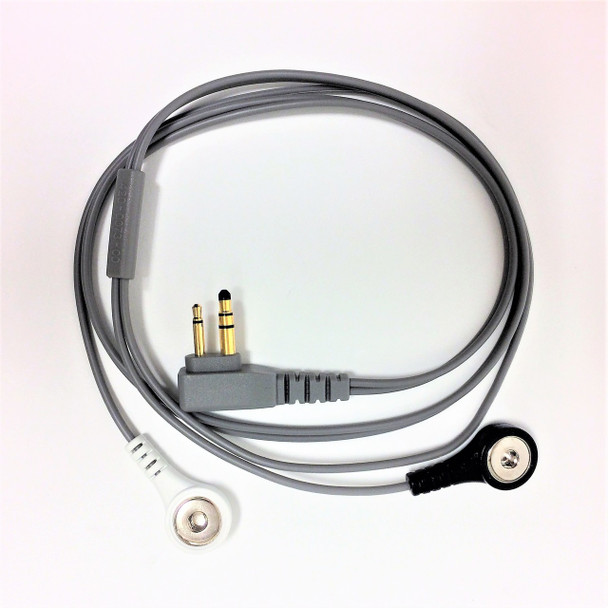 2 Wire Lead Set (Patient Cable) for the King of Hearts Event Recorders (KOH)-OEM