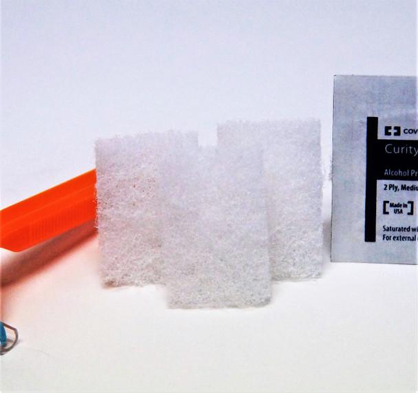 Abrasive Scrubbie Skin Preps (1 Bag)