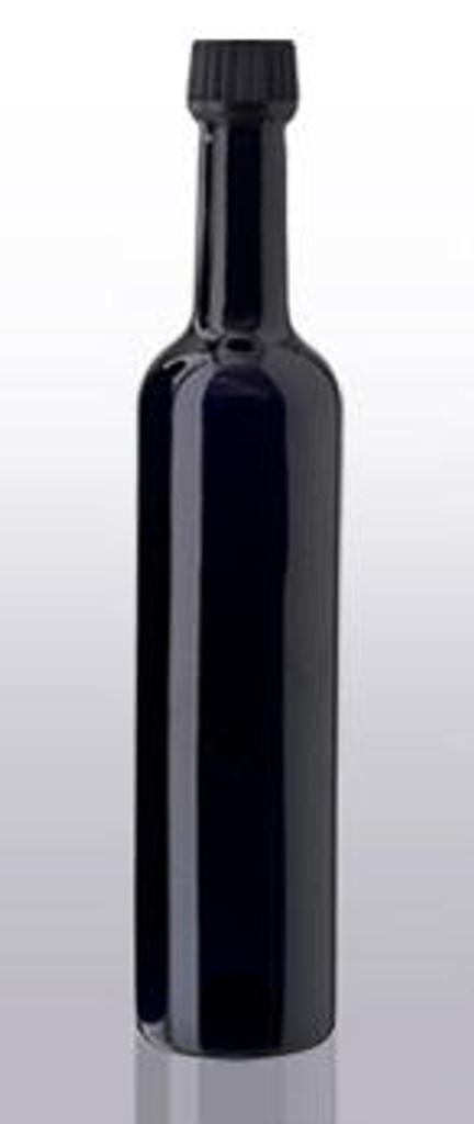 NHT Violet Glass Gift Set