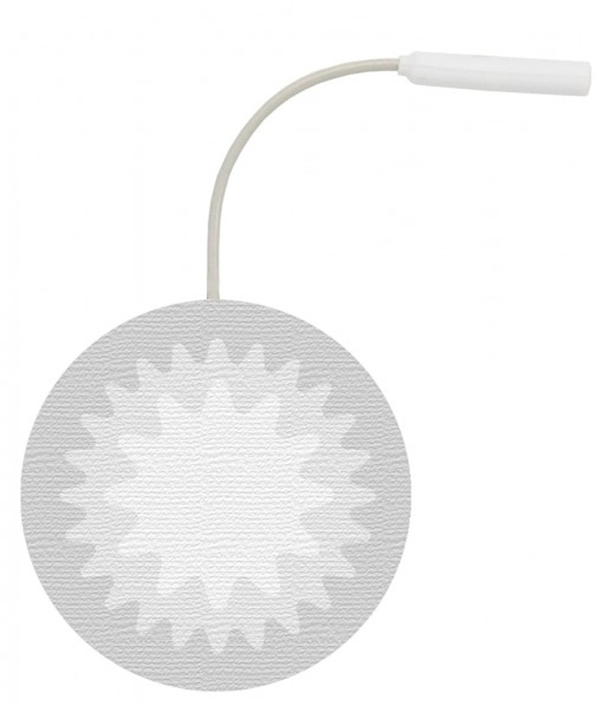 """StarBurst Hypoallergenic Electrodes 2"""" - 5 Packs"""