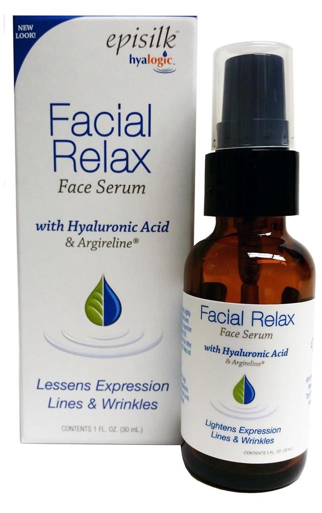 EpiSilk FRS, Facial Relax Serum