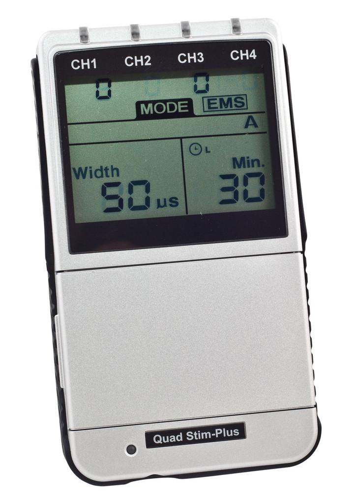 Quad Stim-Plus (4-Channel Digital TENS/EMS)