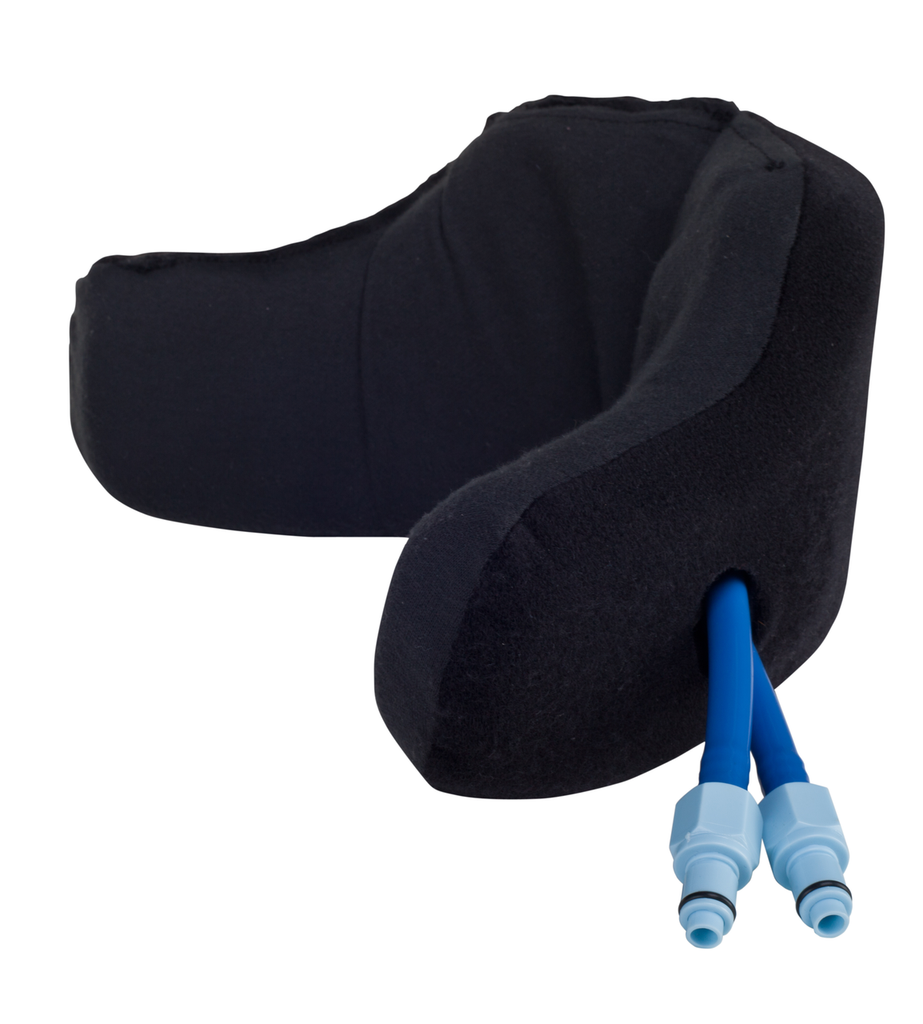 Cervical Therapy Bladder - Designed to fit around the cervical neck for cold and heat therapy.