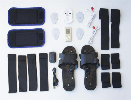 TENS Electronic Pulse Massager Combo Pack