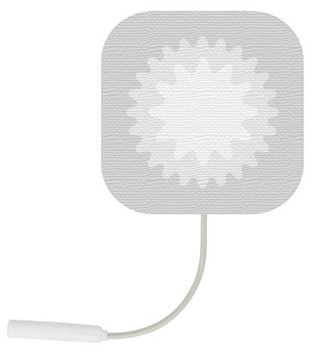 "StarBurst Hypoallergenic Electrodes - 2"" Square - 10 Pack Of 40 Electrodes"
