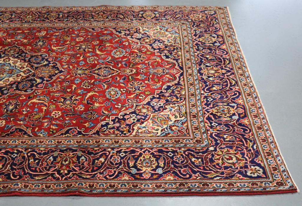 Kashan Persian Rug (Ref 458) 283x200cm