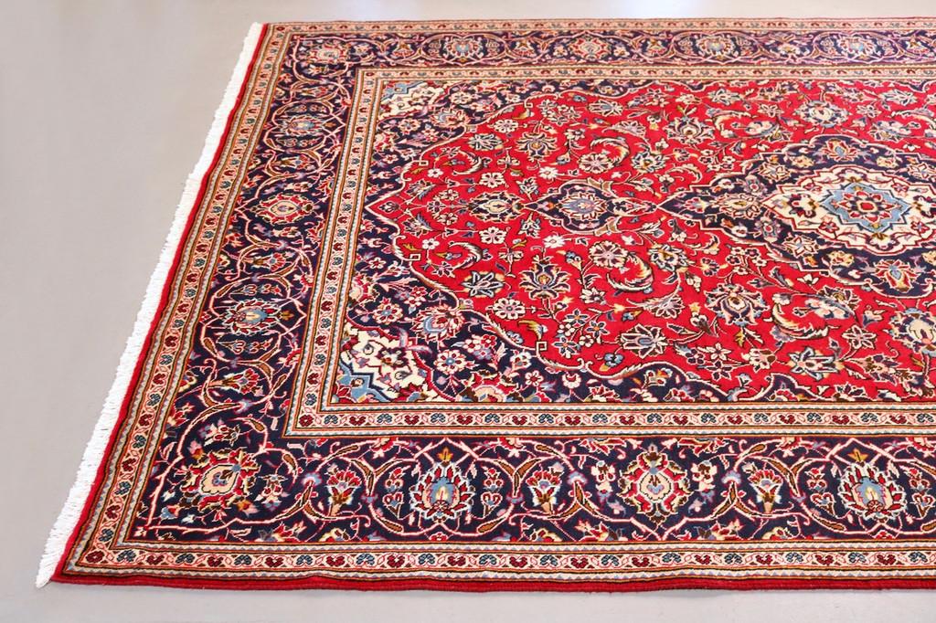 Kashan Persian Rug (Ref 60) 300x195cm