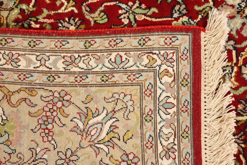 Kashmir Pure Silk Rug (Ref 065372) 230x170cm