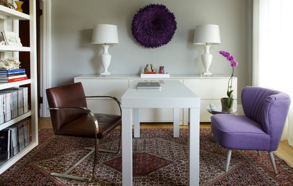 HOW COLOUR THEORY CAN HELP YOU STYLE YOUR PERSIAN RUG