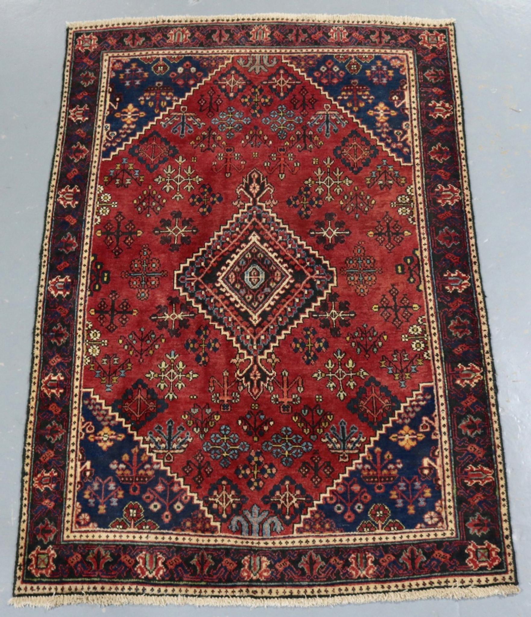 Persian Rugs Australia: Josheghan Vintage Persian Rug (Ref 210) 195x130cm