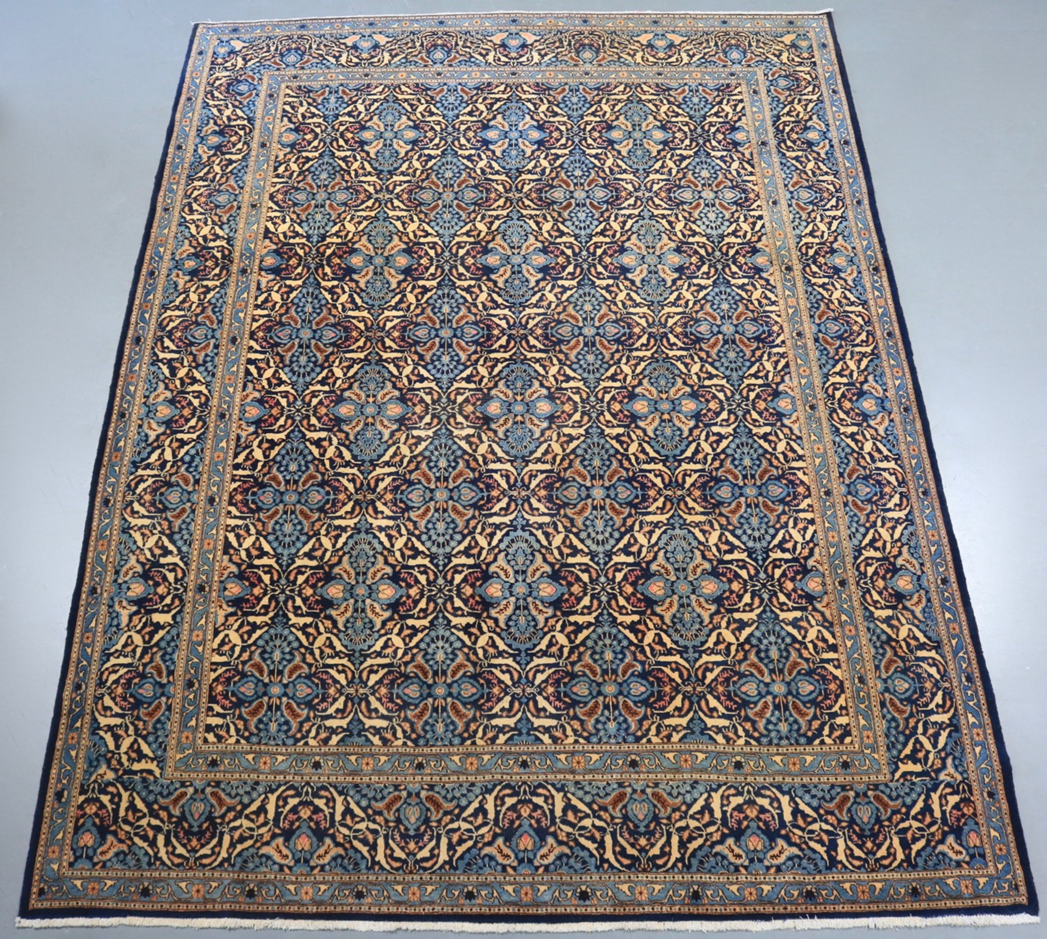 Persian Rugs Australia: Birjand Vintage Persian Rug (Ref 144) 406x300cm