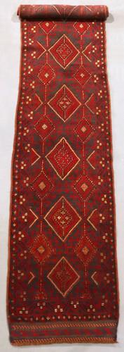 Meshwani Tribal Runner (Ref 27) 364x68cm