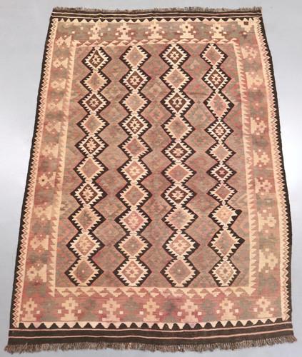 Vintage Kyber Mori Tribal Kilim (Ref 94) 286x196cm
