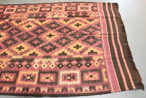 Vintage Kyber Mori Tribal Kilim (Ref 25) 269x148cm