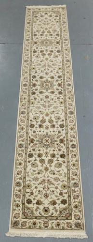 Rahu Jaipur Rug (Ref 124) 373x70cm