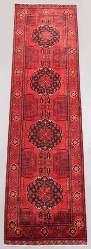 Kundus Mohommadi Tribal Runner (Ref 29) 300x83cm