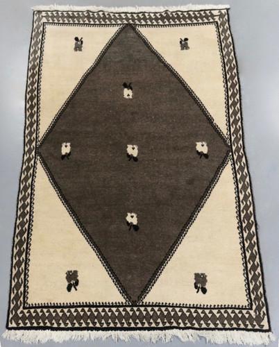 Gabbeh Tribal Rug (Ref 109) 272x152cm