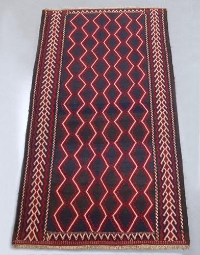 Turkmen Tribal Kilim (Ref 379) 277x145cm