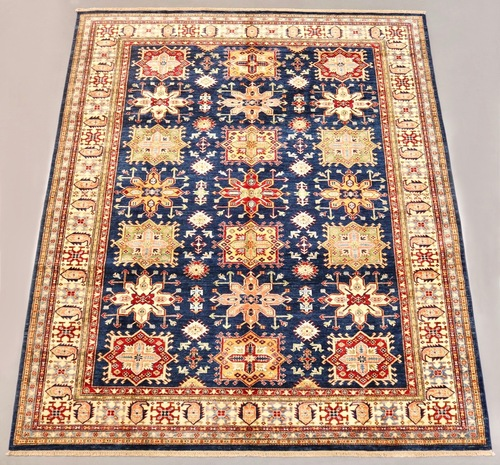 Kazak Veggie Dye Rug (Ref 465) 302x254cm
